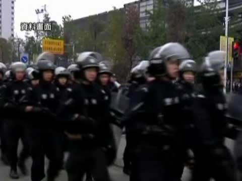 [粤语] 王立军黑打  三年处理五千警察