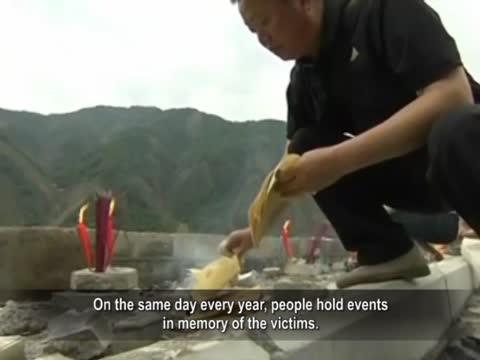 【禁闻】汶川地震五周年 遗属声讨豆腐渣