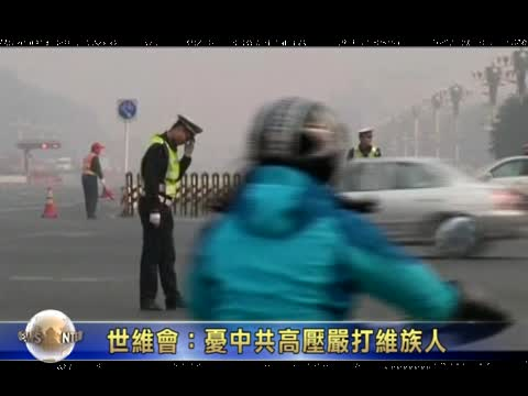 世維會﹕憂中共高壓嚴打維族人