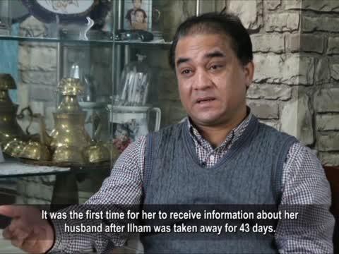 【禁闻】伊力哈木妻:他没有任何分裂国家的行为