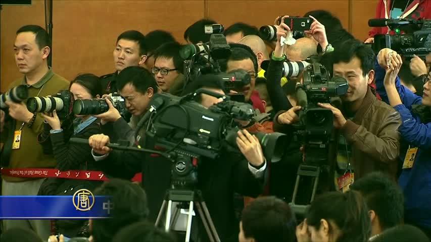 中国官方晦涩回答有关周永康传闻