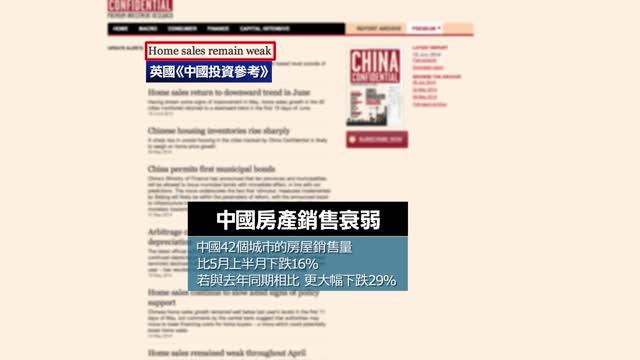6月25日全球看中國