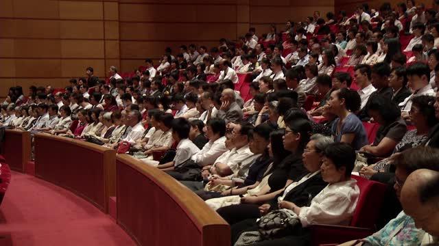 法輪大法亞洲法會  找到不足共同精進
