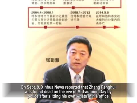 【禁闻】刘云山旧下属突自杀 释放明显信号