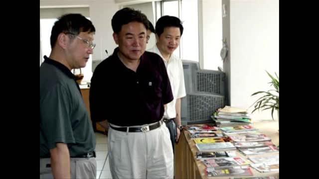 中紀委高官被舉報 涉學術腐敗