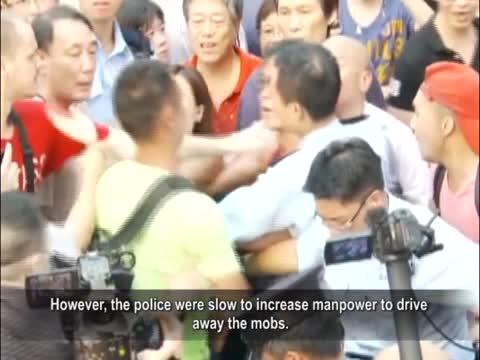【禁闻】香港情势紧张 雨伞革命能否成功?