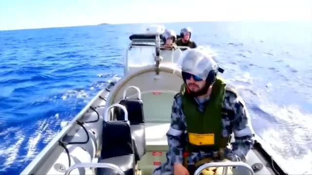 搜寻马航370任务 南印度洋重新开始