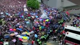 【禁聞】雨傘運動兩周年 成報連批張德江